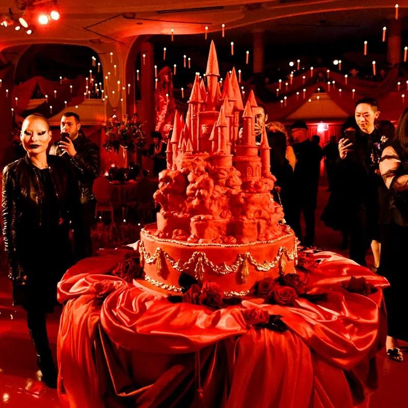 Get A Load Of Kat Von D's Gorgeous Glam Goth Wedding