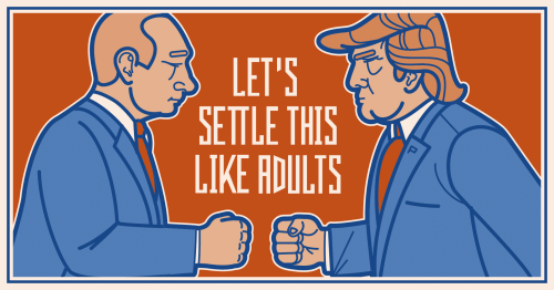 Read more about the article Indie Brewery and Roastery Offers Trump Putin Summit Beer and Coffee