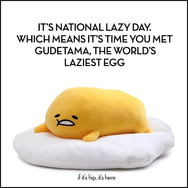 Gudetama: Japan's Adorable Lazy Egg