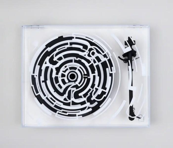 artist-decoarted rega turntables