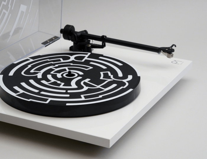 one of a kind turntables