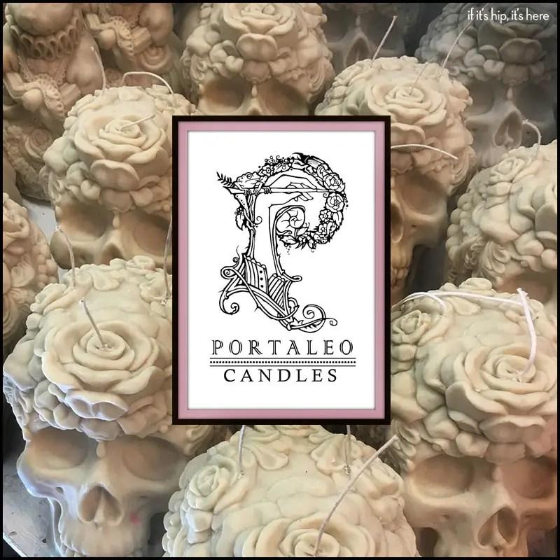 New Portaleo Candles