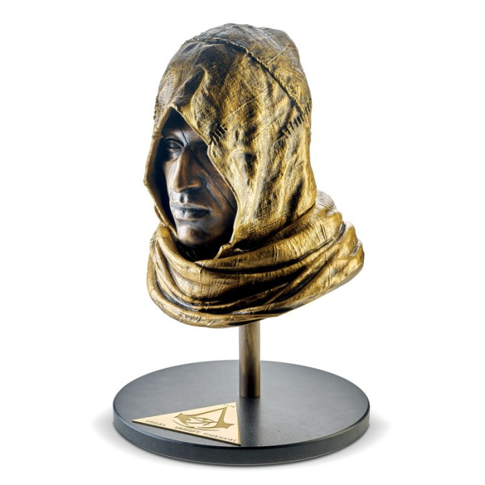 Assassin's Creed Bust