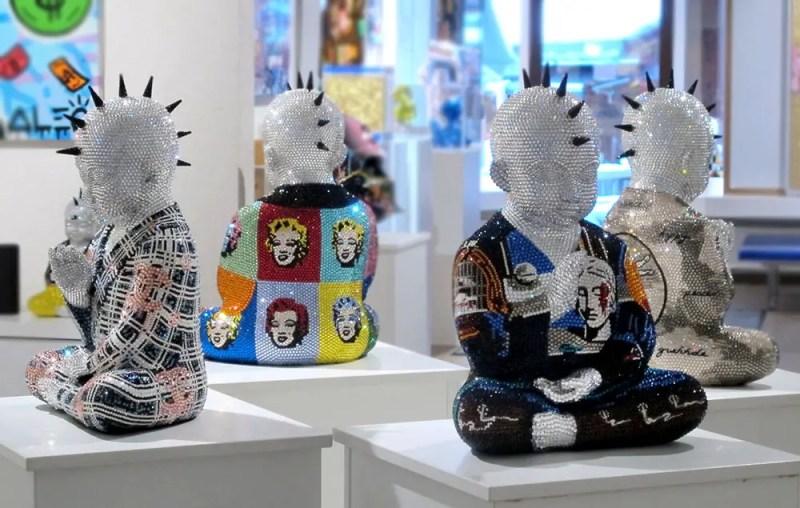 Metis Atash Punk Buddhas