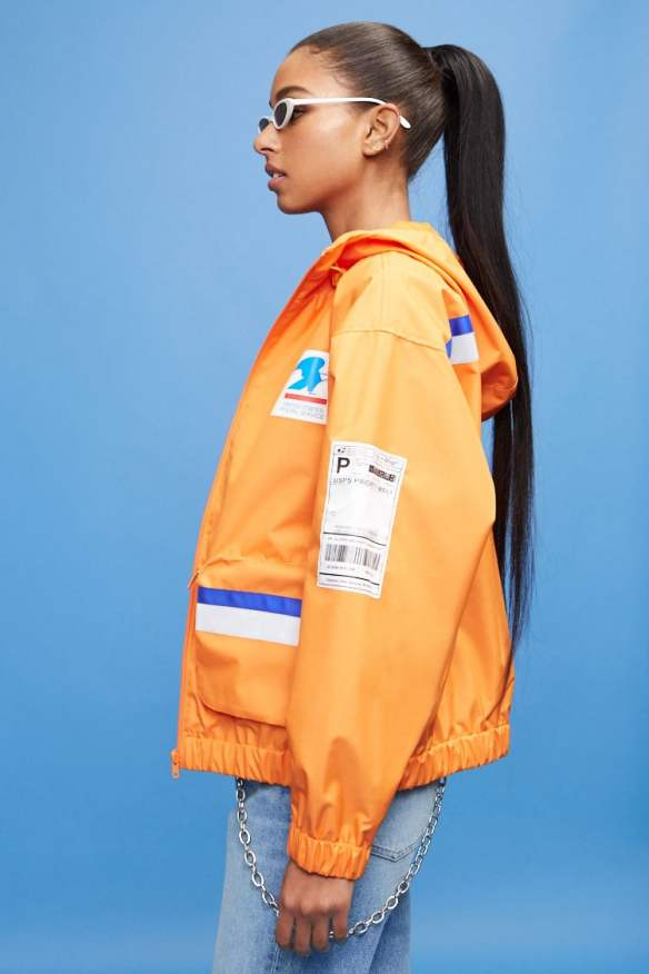 First Class Fashion: USPS x Forever 21 Collection | if it's