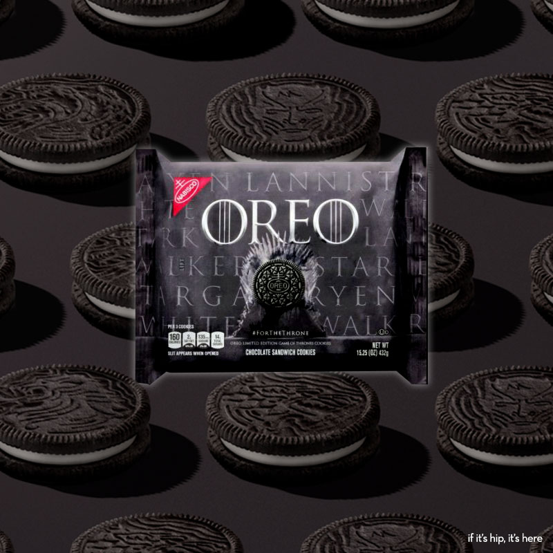 Game Of Thrones And Oreos Recreate Opening With 2750 Cookies