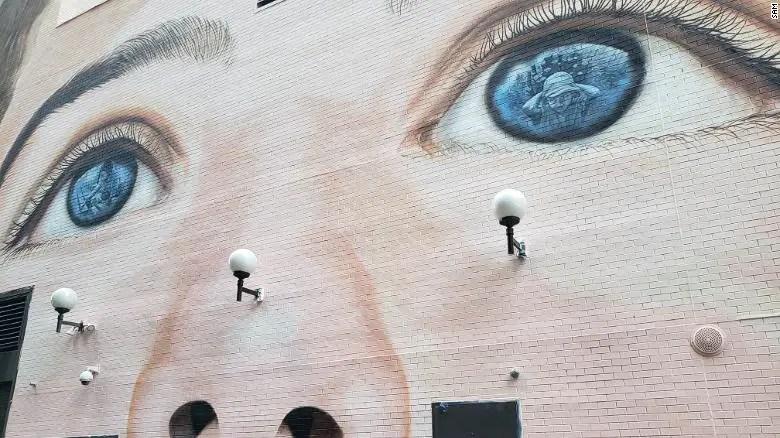 jorge geraldo mural
