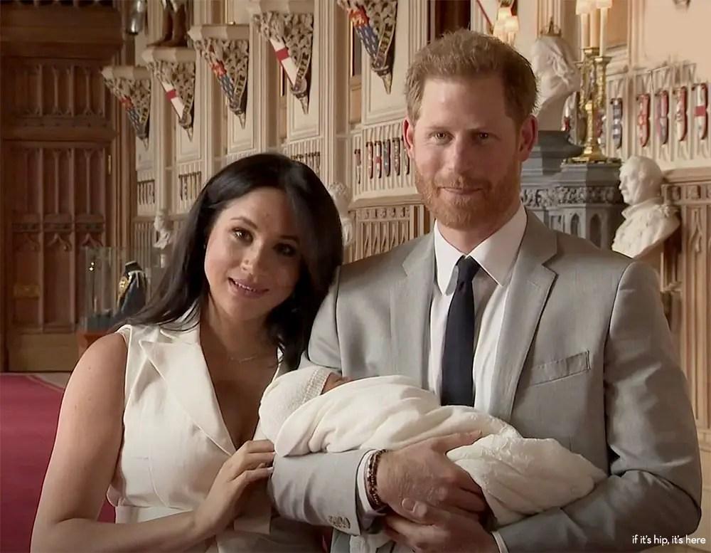 Baby Archie Royal Birth Commemorative Coffee Mug Gift Royal Baby Master Archie
