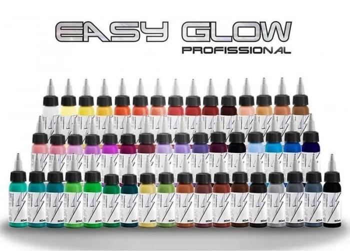easy glow inks