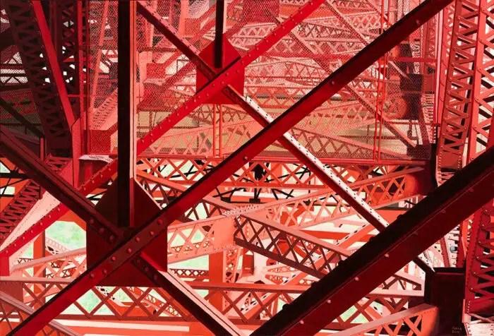Roland Kulla, Golden Gate
