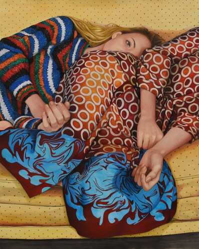 Read more about the article The Sleeping Beauties by artist Angeles Agrela