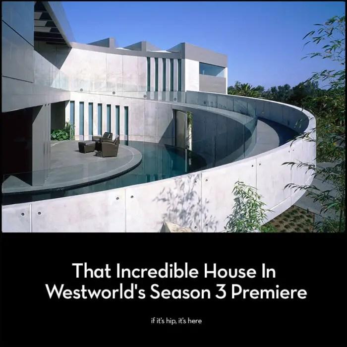 the house in westworld season 3 premiere