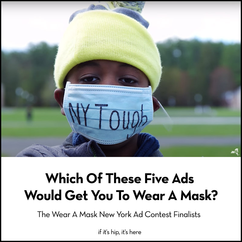 Wear A Mask New York Ad Contest Finalists