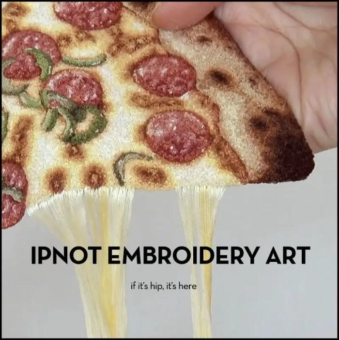ipnot embroidery art
