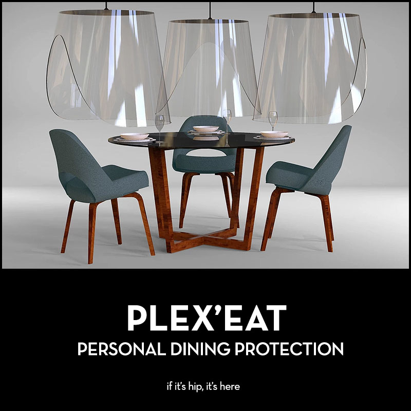 plexeat personal dining protection