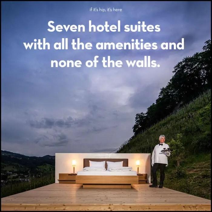 Zero Real Estate Outdoor Hotel Suites