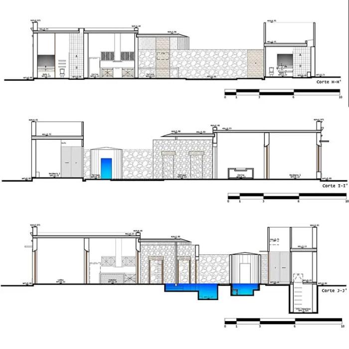 casa xolotl elevations