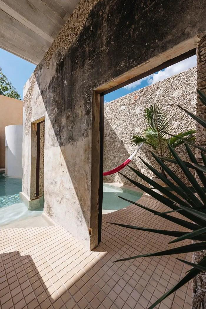 mexico airbnb casa xolotl yucatan
