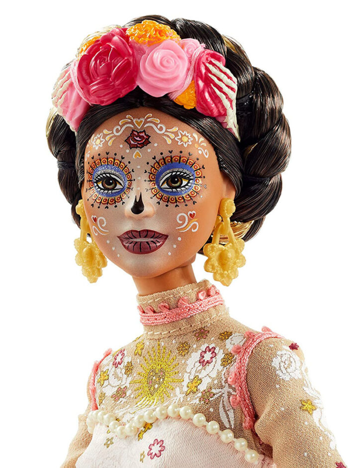 dia de muertos 2020 Barbie 2