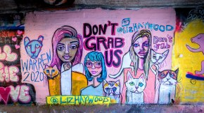 Feminist and Anti-Trump Art That's As Fun As It Is Furious.