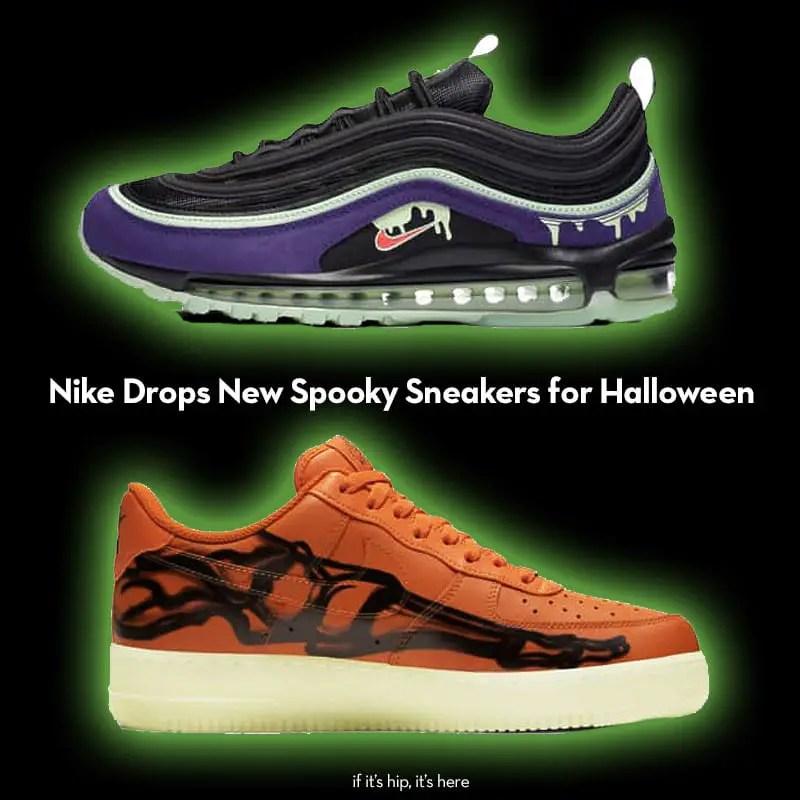 Nike Halloween Sneakers