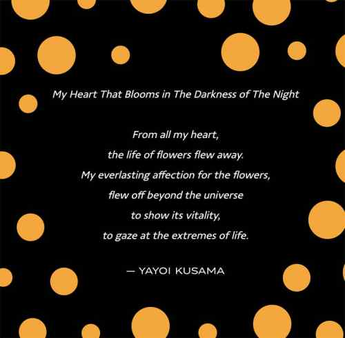 Read more about the article Yayoi Kusama for Veuve Clicquot