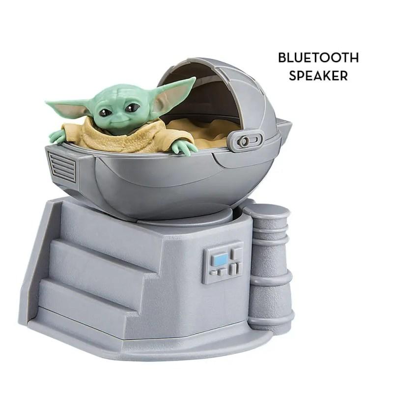 BABY YODA bluetooth speaker 1