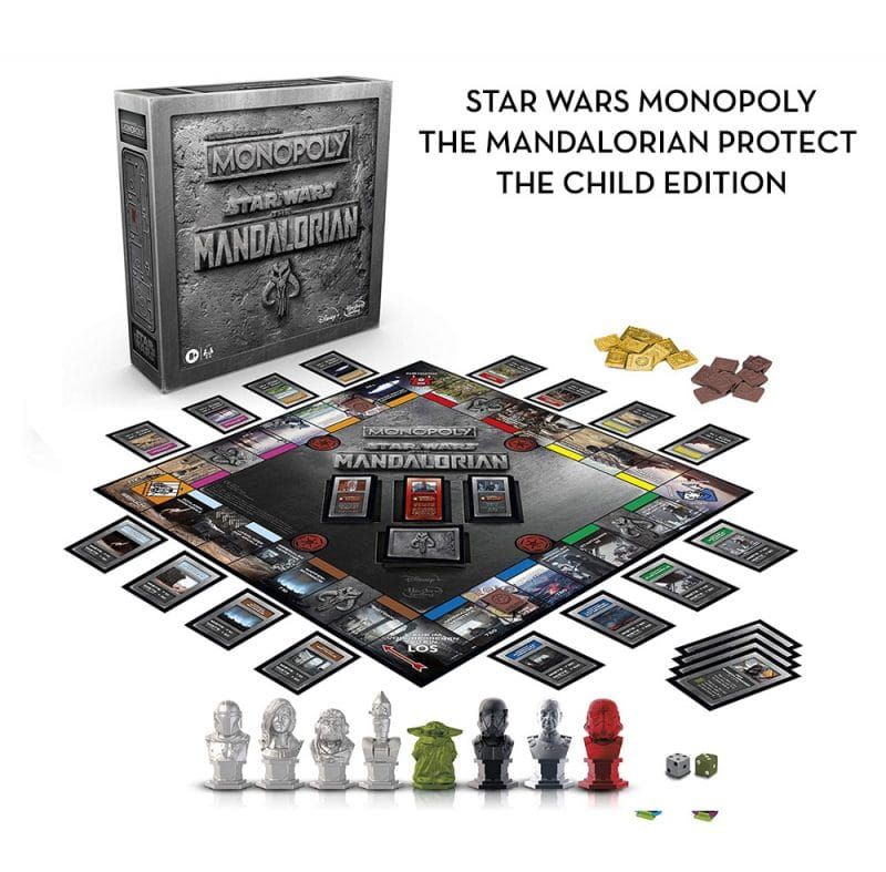 MONOPOLY PROTECT THE CHILD EDITION