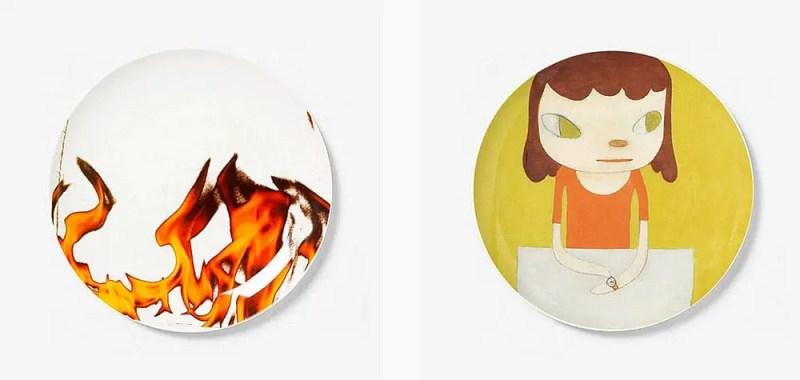 artware edition artist plates
