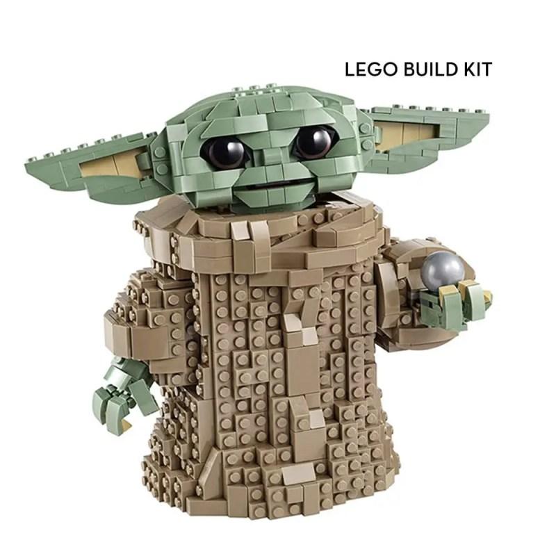 the child lego build kit