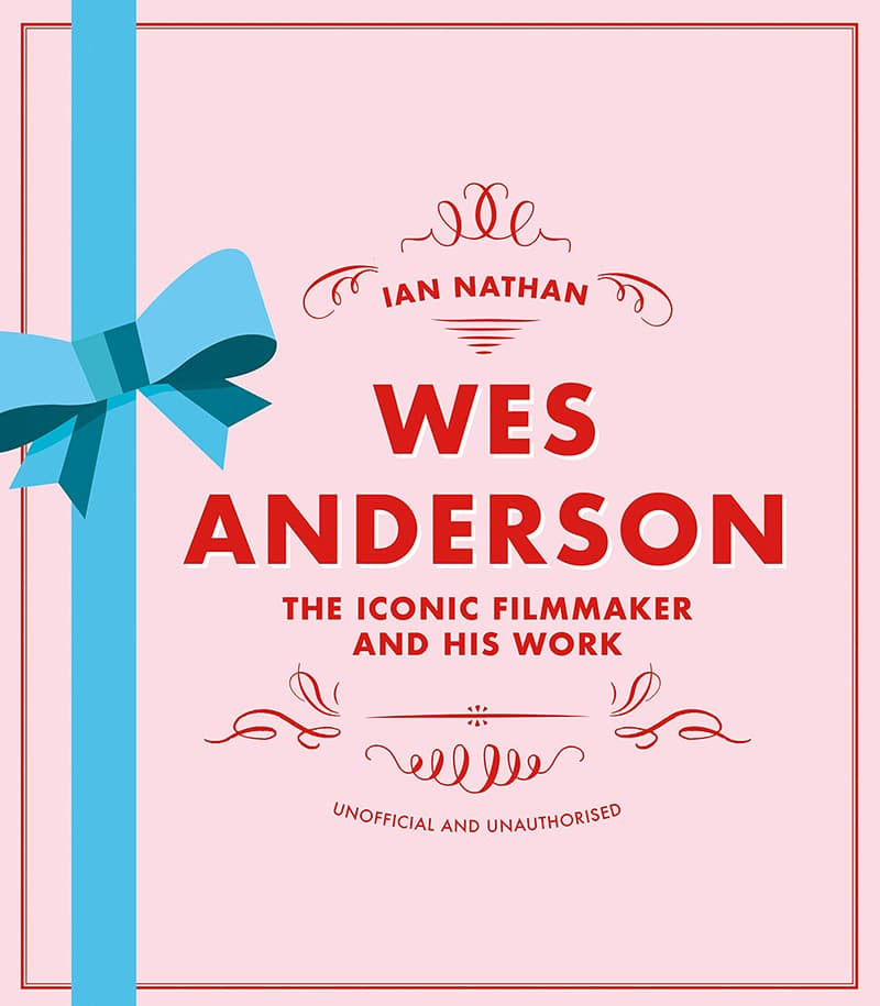 cover new wes anderson book