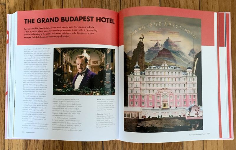 grand budapest hotel spread