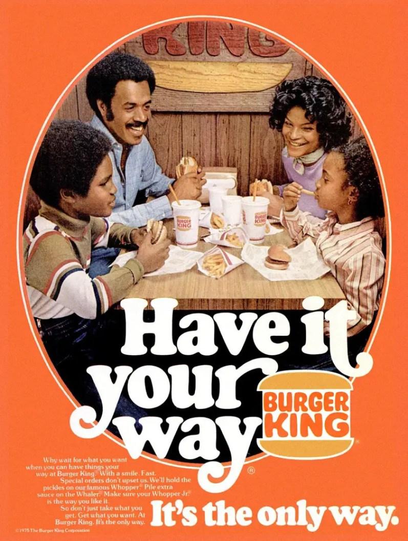 1970 BK ad