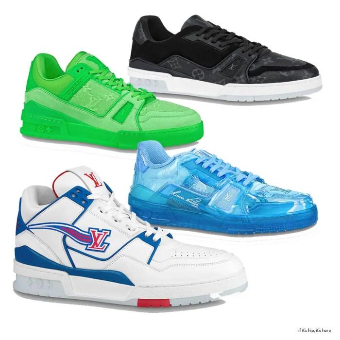 Virgil Abloh Louis Vuitton Sneakers