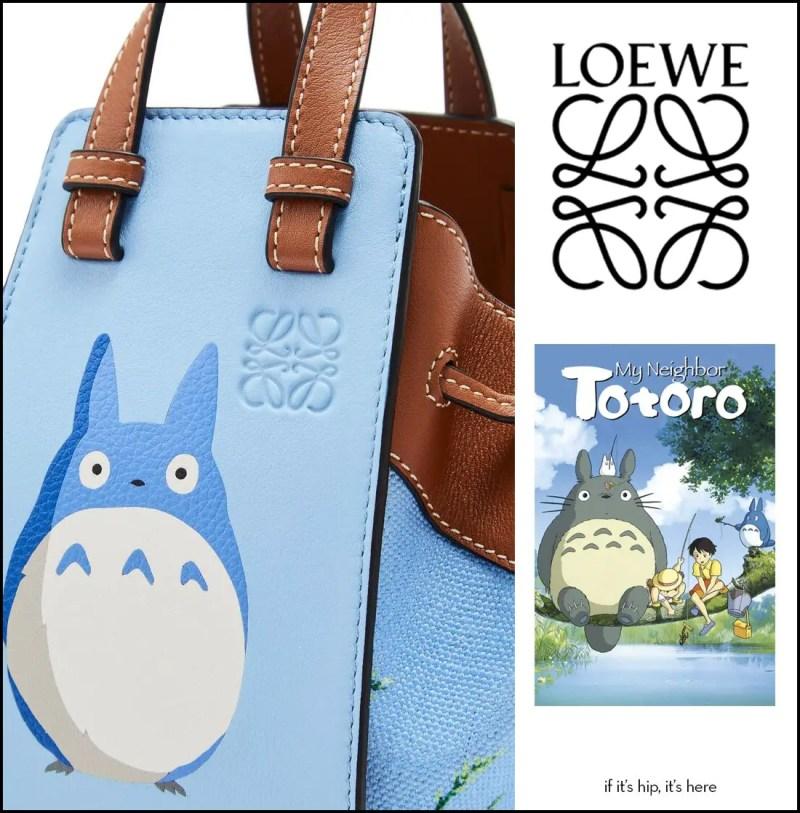 loewe x totoro collection
