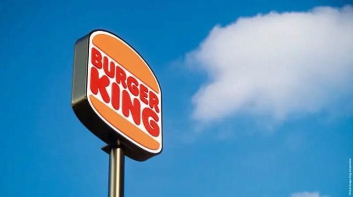 new BK logo sign for 2021