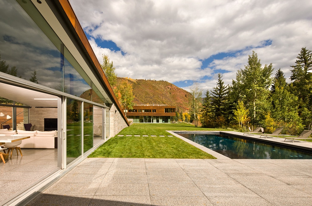 guest house addition gluck architects