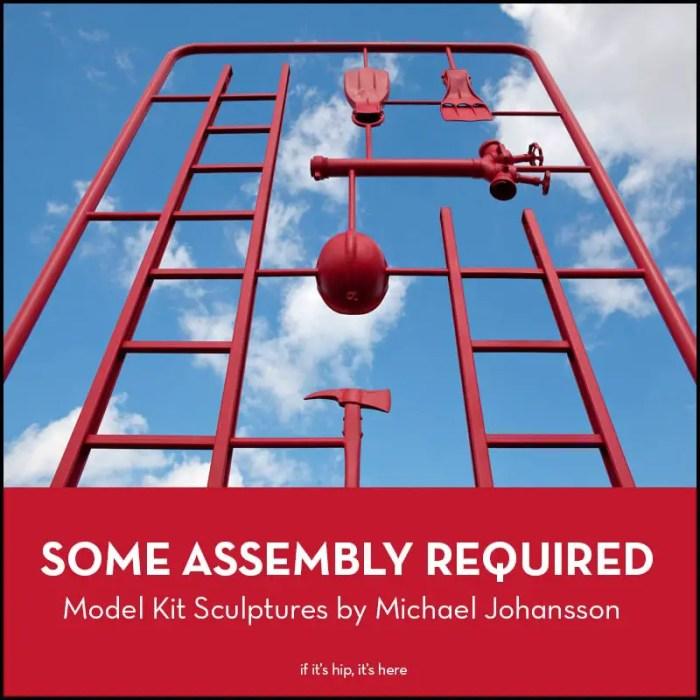 michael johansson sculptures