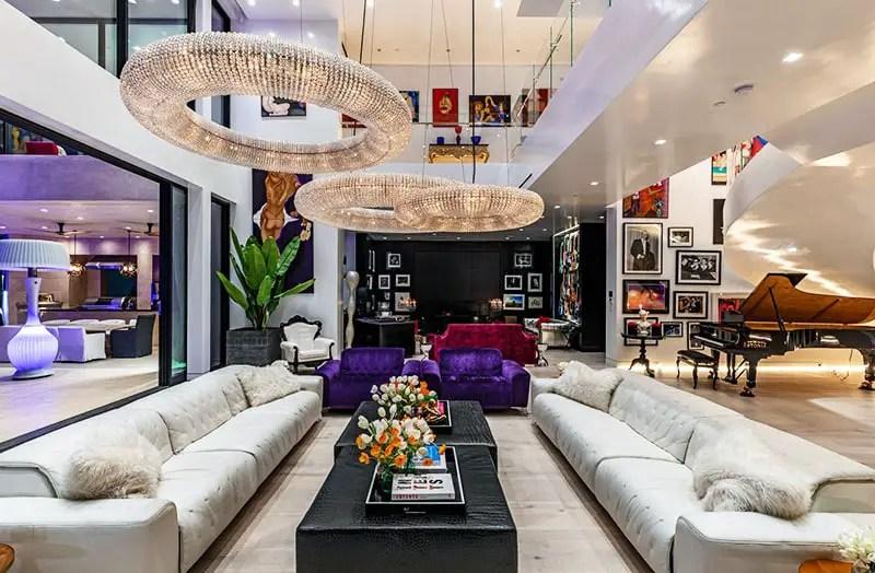 modern interior decorating
