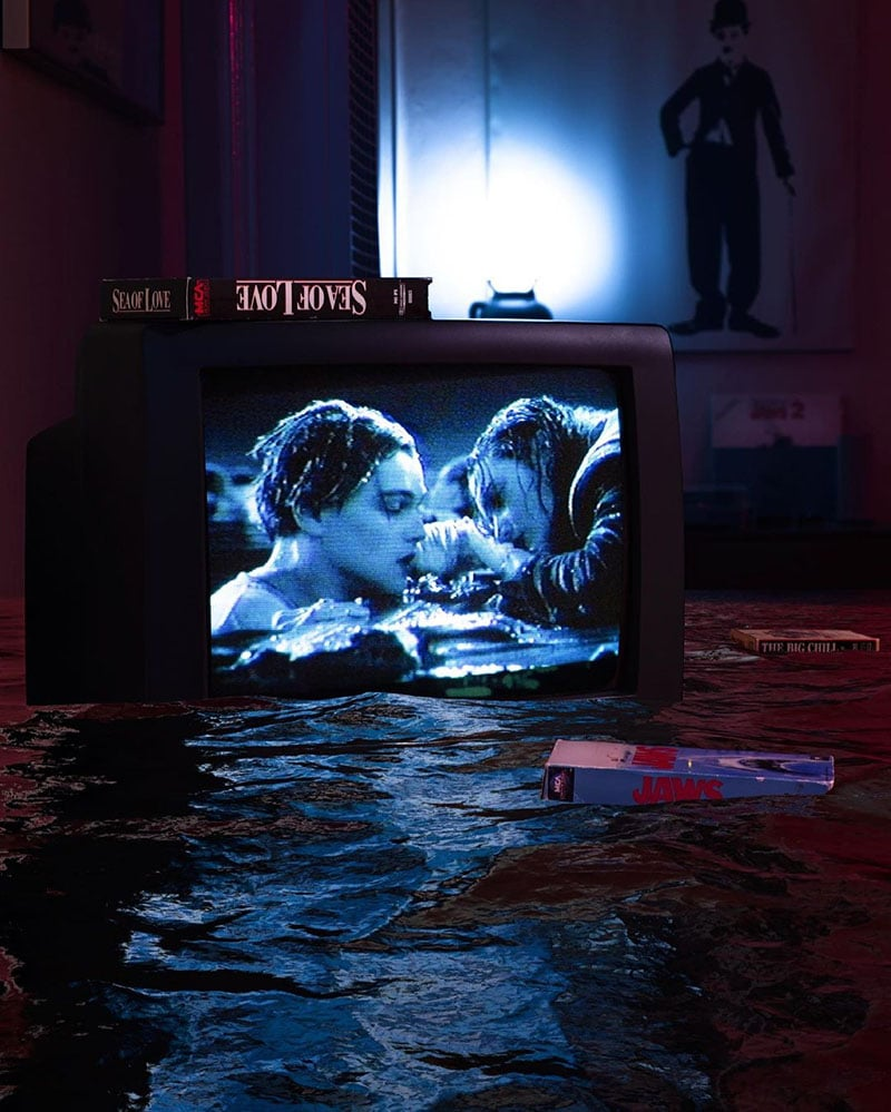 alex hyner tv series TITANIC