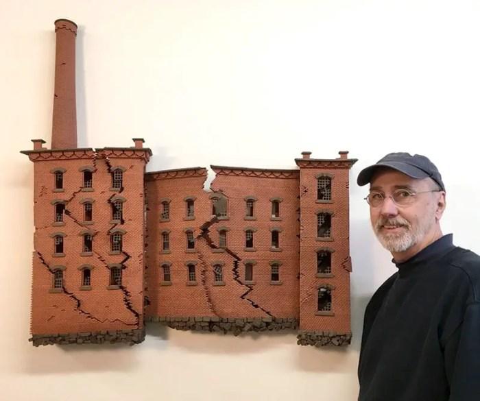 artist John Brickels