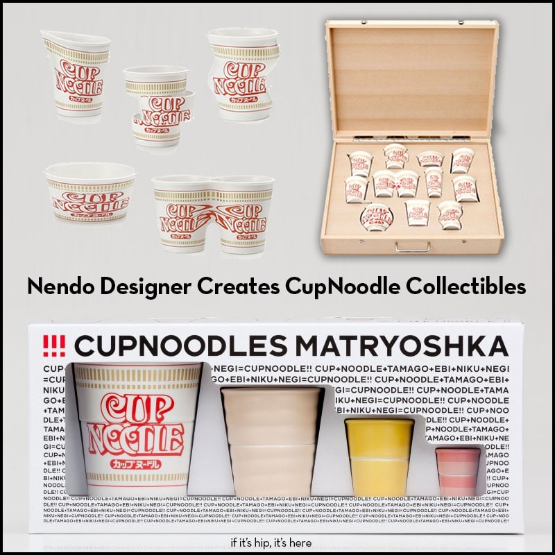 cupnoodles collectibles