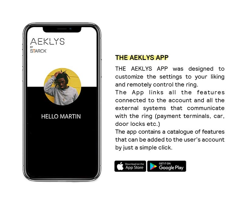 the aeklys app