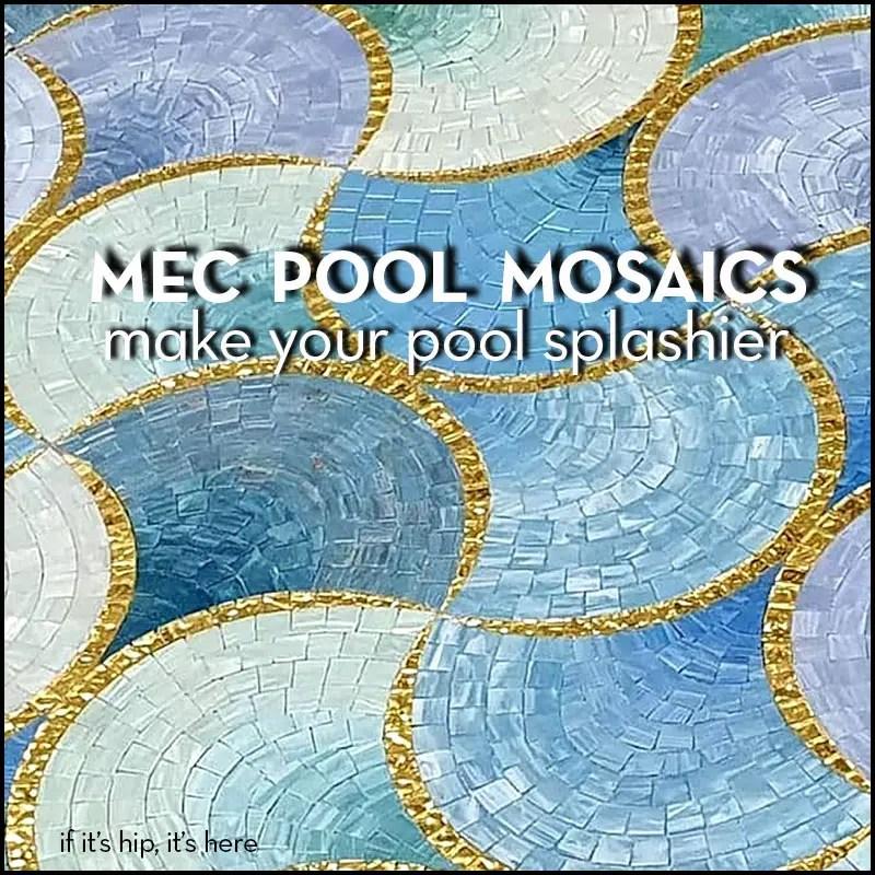 MEC Pool mosaics