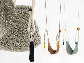Handmade Crochet Swings by IOTA
