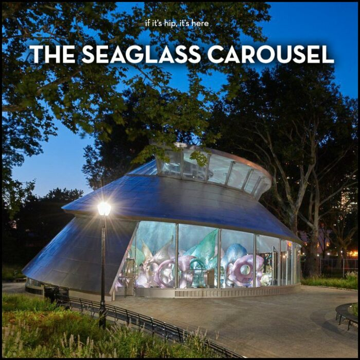Read more about the article SeaGlass Carousel by WXY Architects