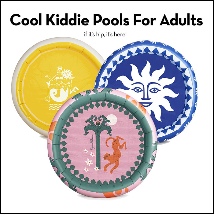 Read more about the article Cool Kiddie Pools For Adults Are A Thing Now.