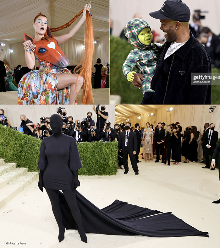 Read more about the article The Wonderful and Weird Trends From Last Night's Met Gala