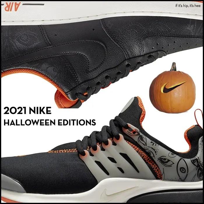 2021 Nike Halloween sneakers