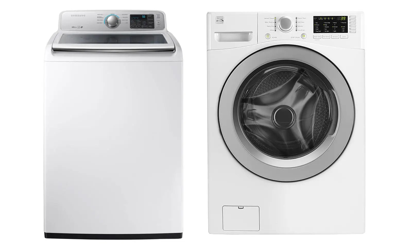 Top-Load vs. Front-Load Washer